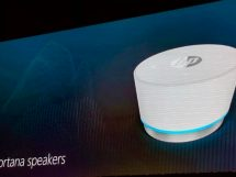 Cortana Speaker HP