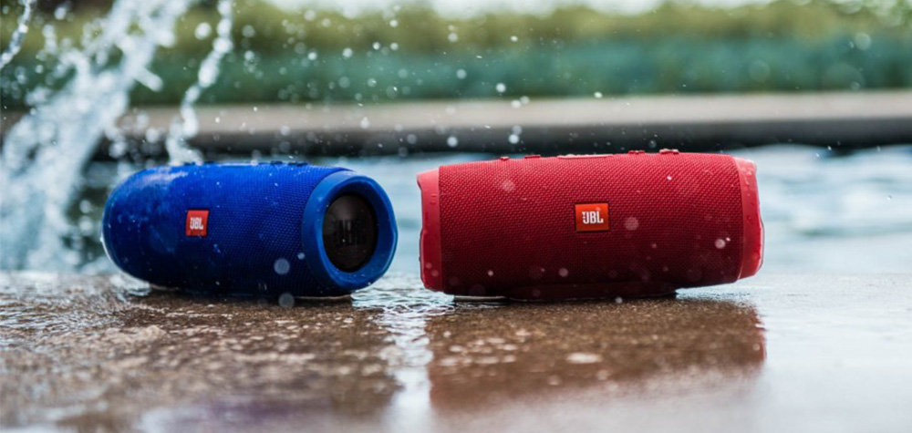 JBL Charge 3 waterproof