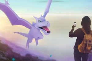 Pokemon GO Evenement Roche