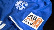 maillot connecte schalke 04
