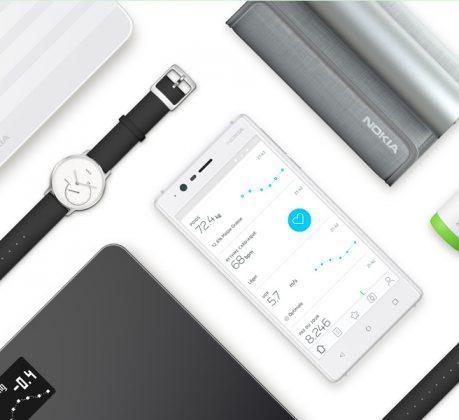 La gamme Nokia Health Withings