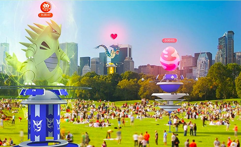 Pokemon GO Coop