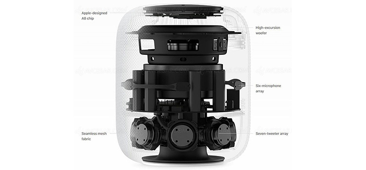 coupe homepod