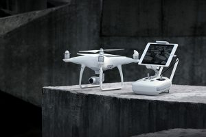 DJI Phantom 4 Advanced Extérieur