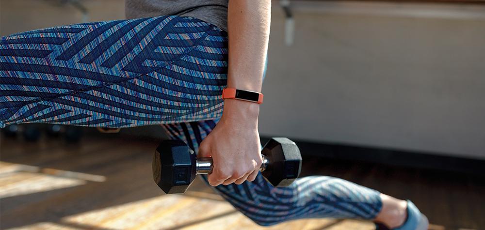 Fitbit Alta HR Fitness