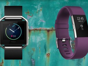 fitbit blaze charge 2