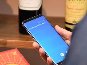 Samsung S8 Bixby