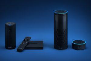 Amazon Echo Gamme