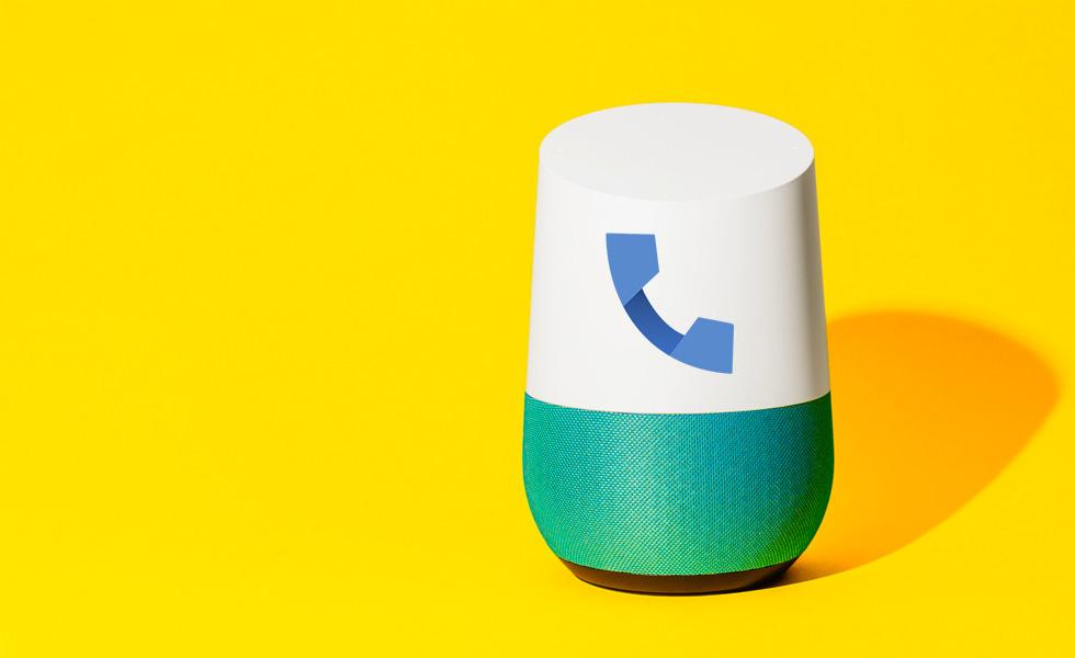 Appels Google Home