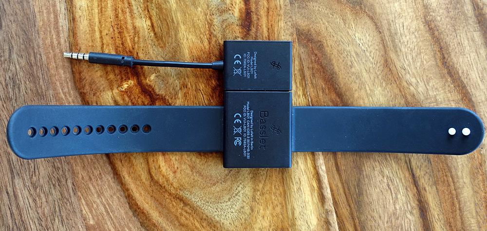 Basslet + Sender