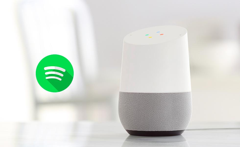 Google Home Spotify Gratuit