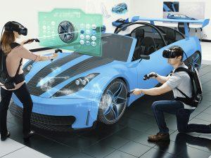 HP Z VR Simulation