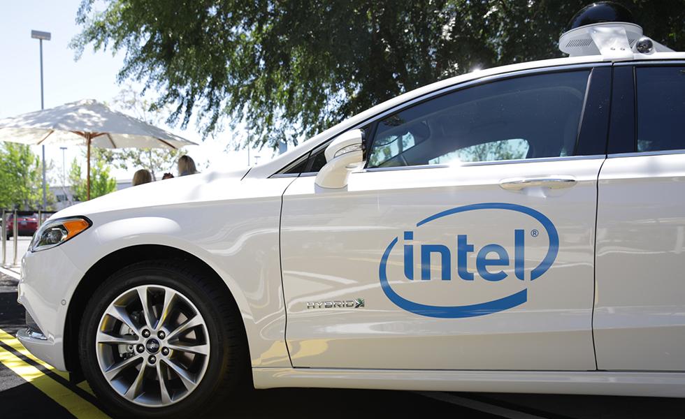 Intel Voiture Autonome
