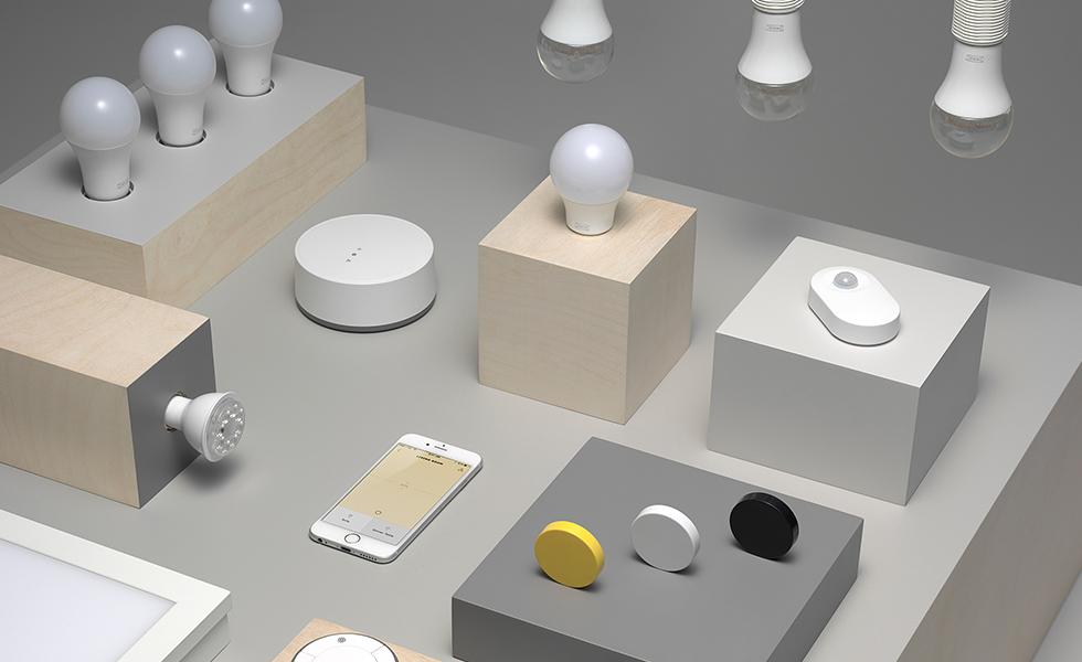 Kit Ampoule Connectees Ikea