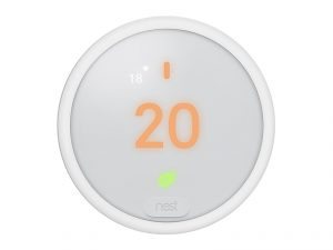 Leaked Nest Thermostat