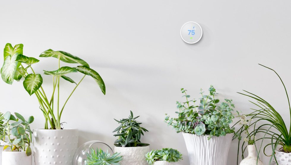 how to connect nest e thermostat to app