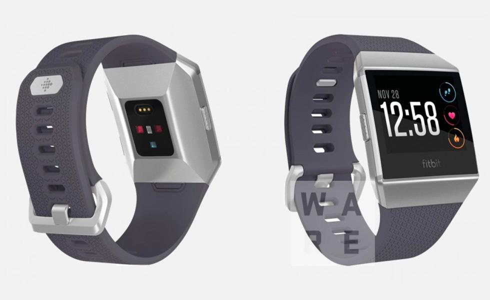 le design de la prochaine smartwatch fitbit confirm. Black Bedroom Furniture Sets. Home Design Ideas