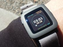 Pebble User Watch