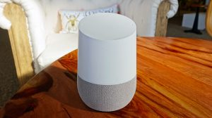 Test Google Home Francais