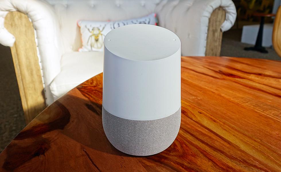 Test Google Home Francais