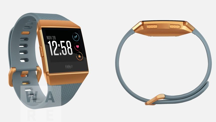 Fitbit Smartwatch Rose Gold