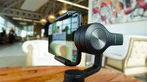 Test du DJI Osmo Mobile