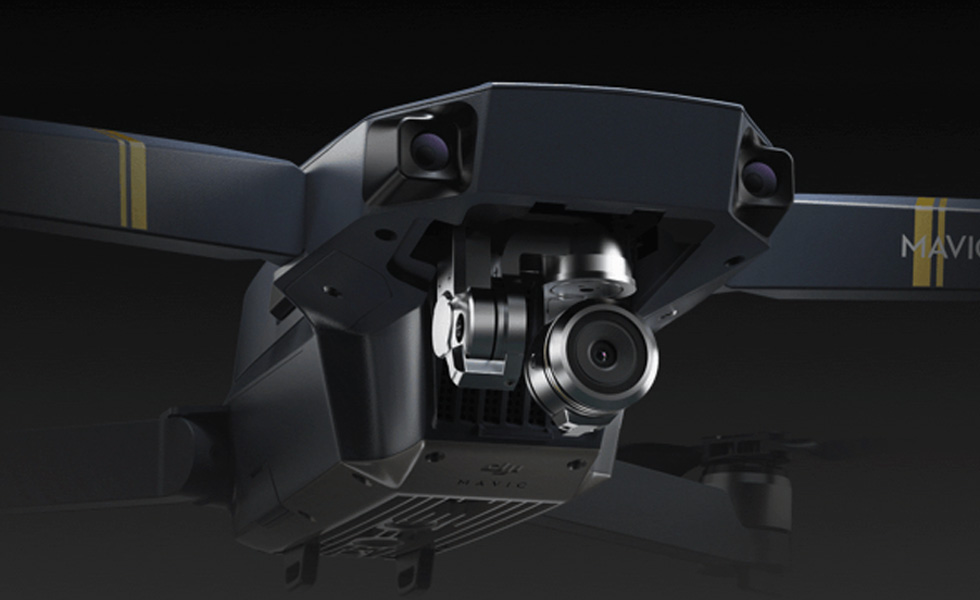DJI Mavic Pro Black Friday Gearbest