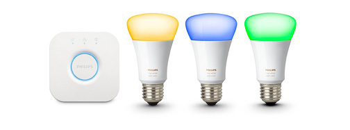 Philips Hue kit white color