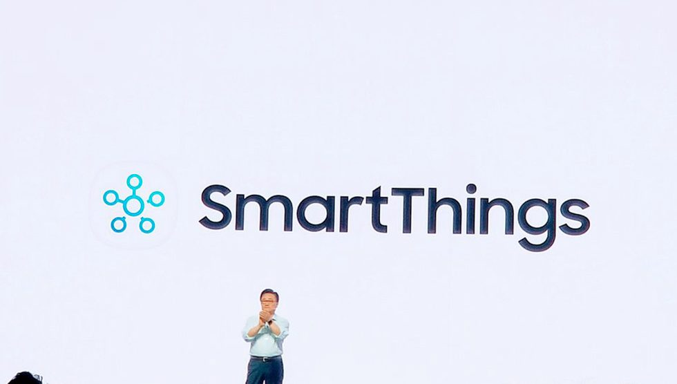 SmartThings Cloud