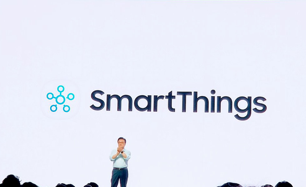 SmartThings Cloud