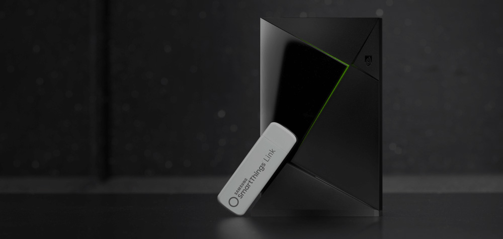Smarthings Android TV