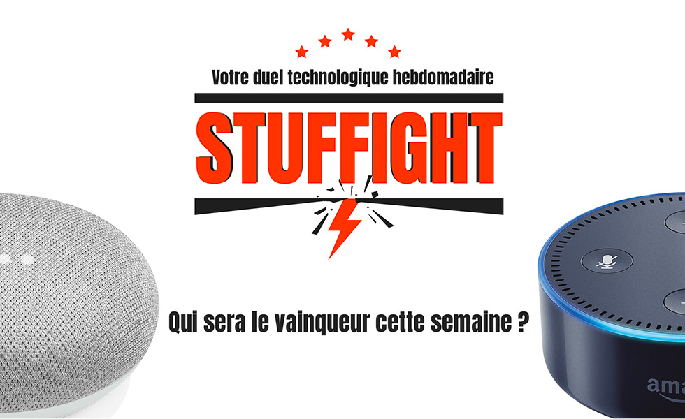 Stuffight Google Home Mini Amazon Echo Dot