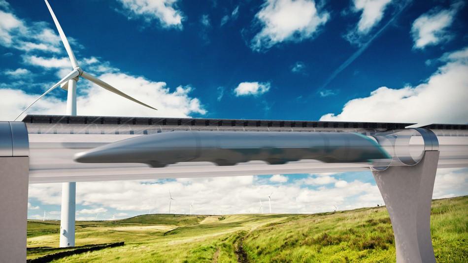 transport Hyperloop