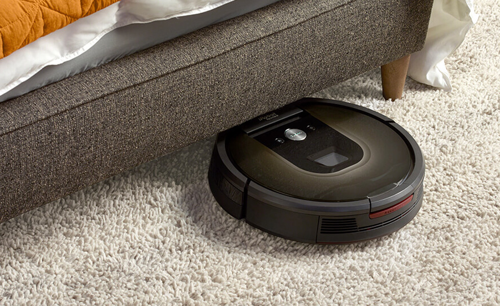Les aspirateurs robots Roomba sont désormais compatibles avec IFTTT