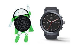 Android Wear Oreo