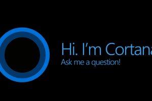 Cortana Microsoft IFTTT