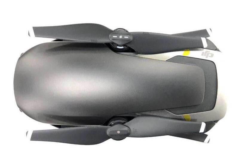 Le drone entre Mavic Pro et Spark — DJI Mavic Air