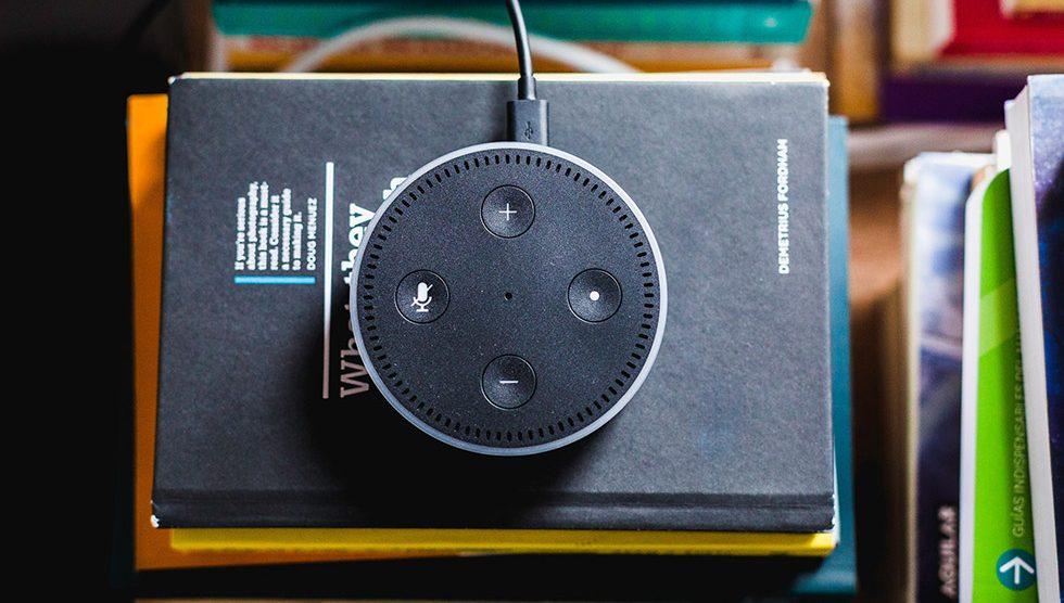 Amazon Echo hauts-parleurs