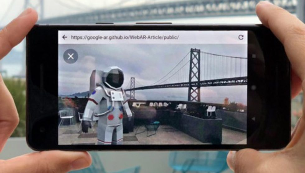Google Article prototype