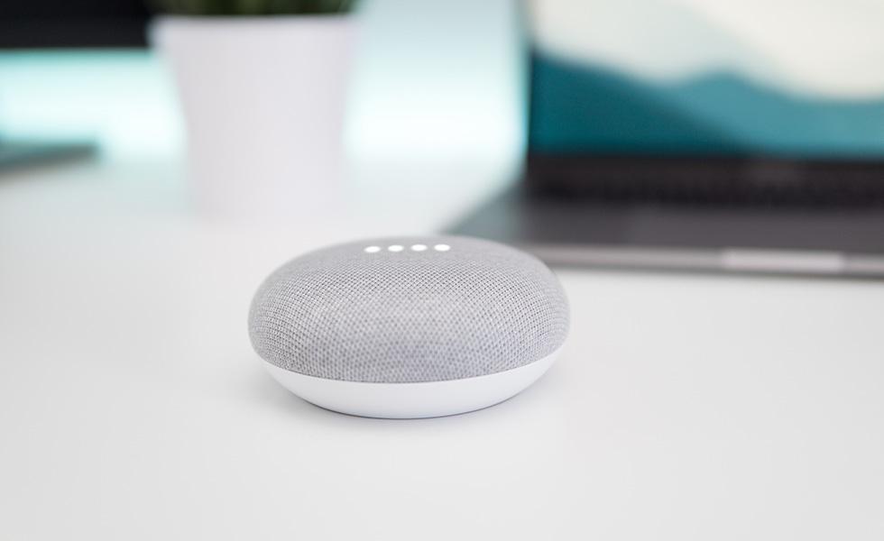 haut-parleur intelligent Google Home
