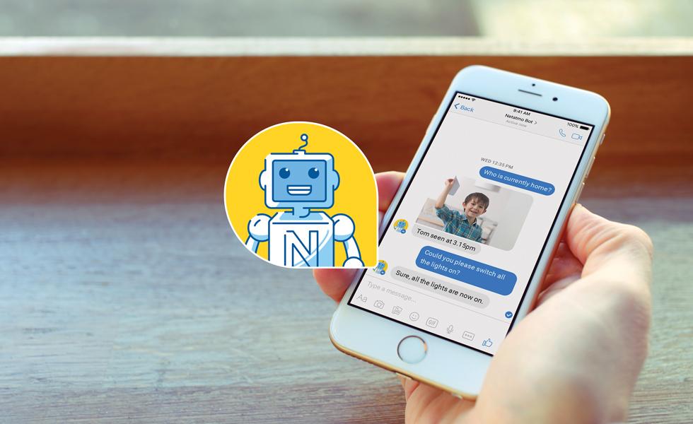 netatmo smart bot