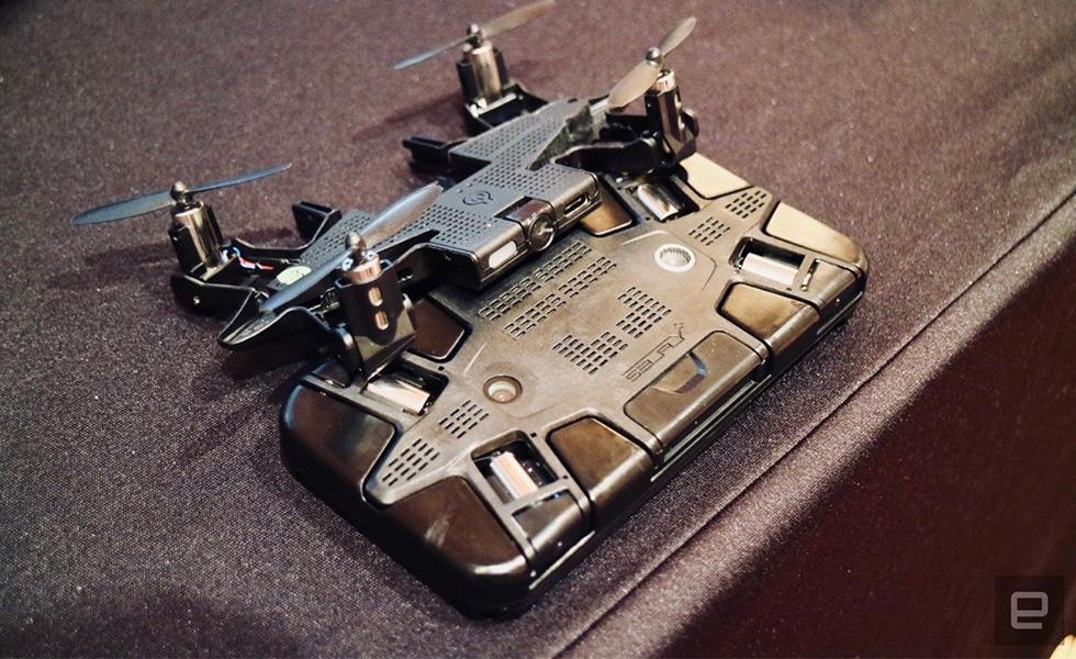 Selfy drone