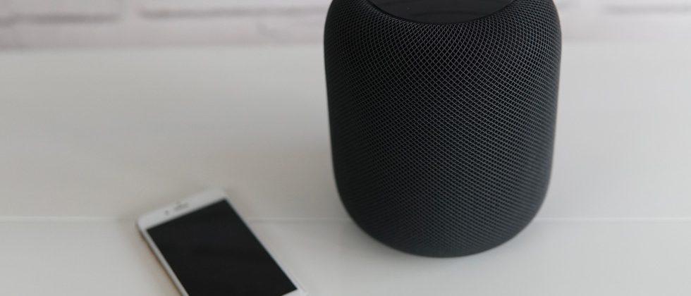 Test Apple HomePod Video