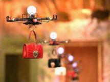 Dolce & Gabbana drone