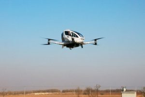 Drone taxi Ehang