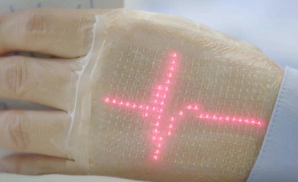 peau électronique