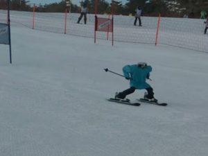 robots skieurs