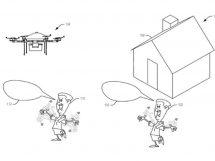 Amazon brevet drone