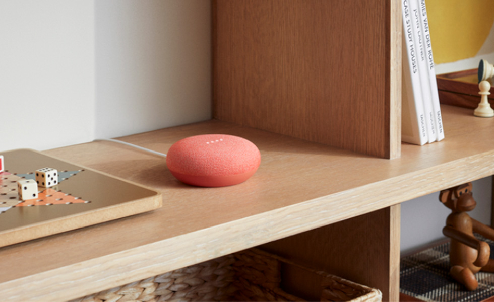Bluetooth Google Home