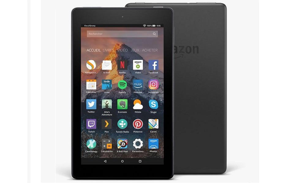 tablette Fire Alexa